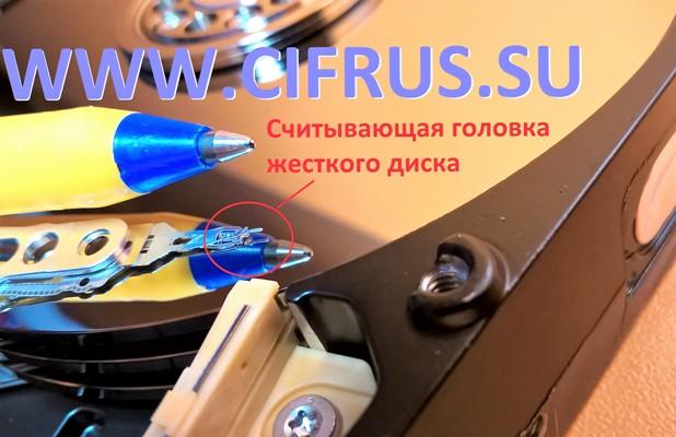Восстановление информации с жесткого диска в Перми